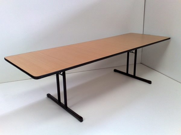 Childrens Folding Trestle Table